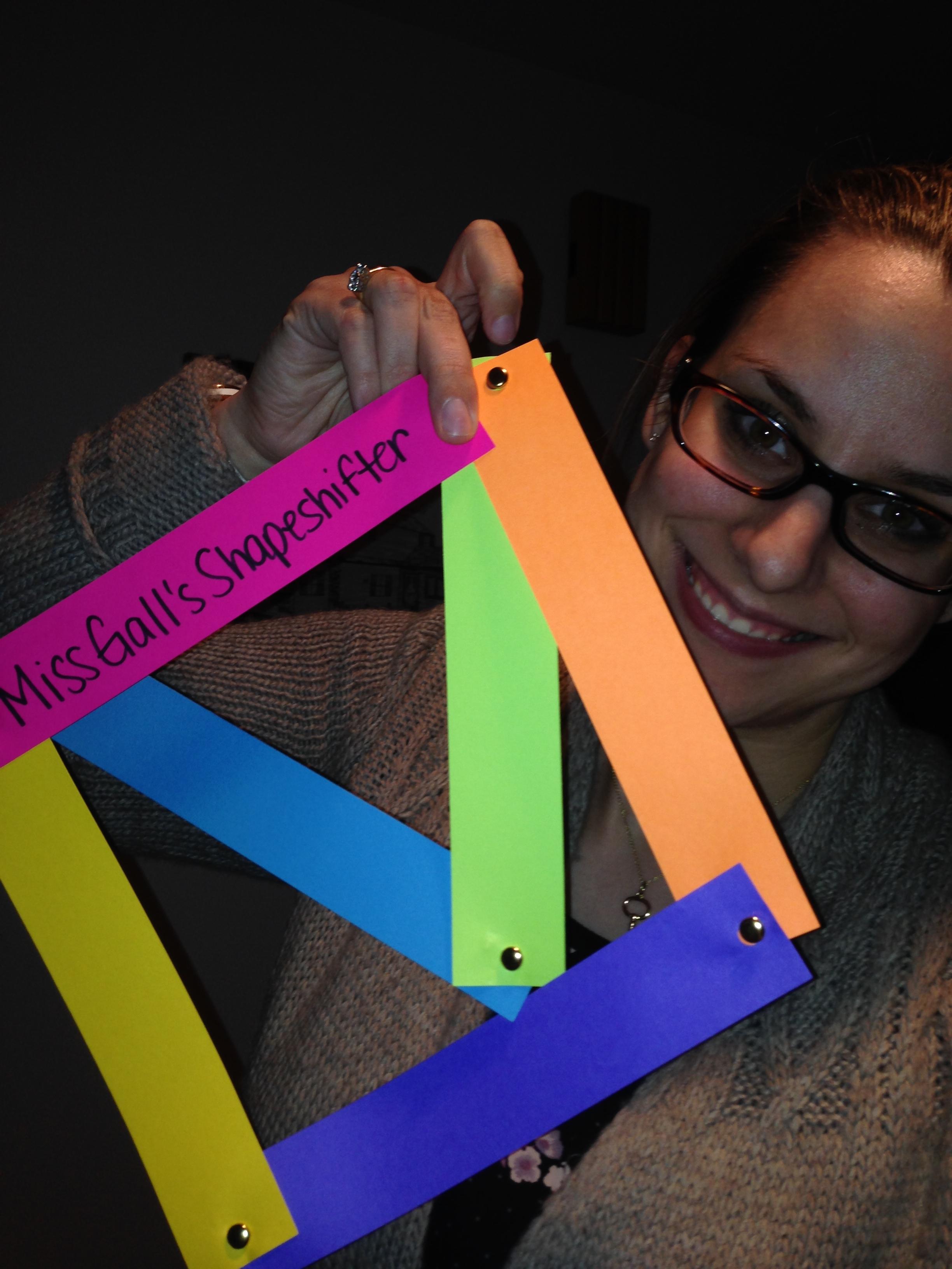 Lesson Plan Polygons Lynnette Gall