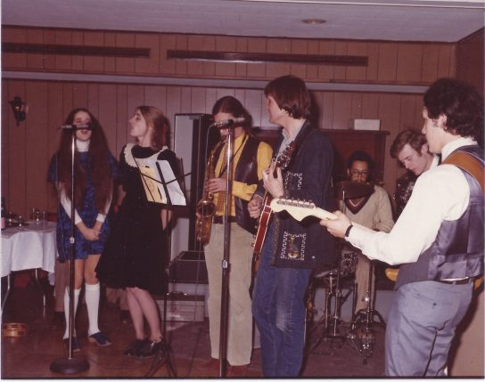 The hippie band