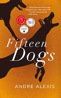 15 Dogs book cover