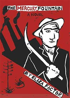 The Mercury Fountain Book Cover