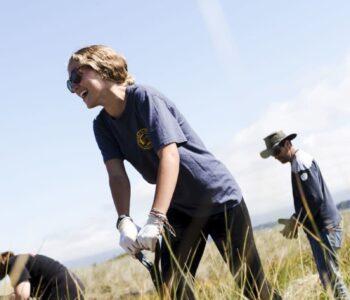 Sierra Service Project Teen Volunteer