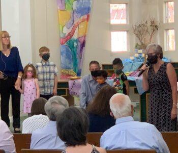 Children's Church Members
