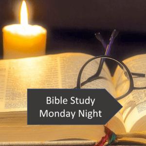 Small Group Bible Study Monday