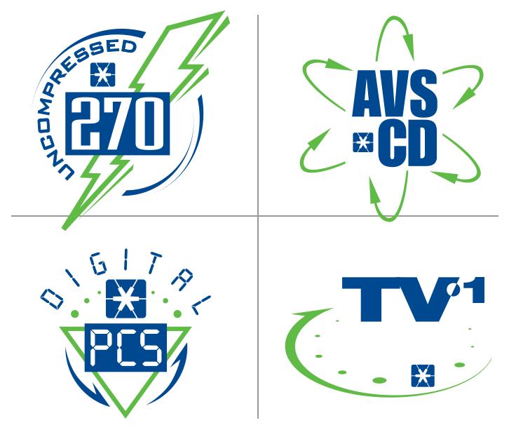NAB logos