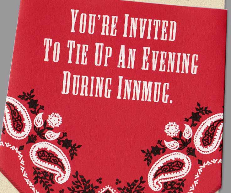 Tanya Tucker invitation