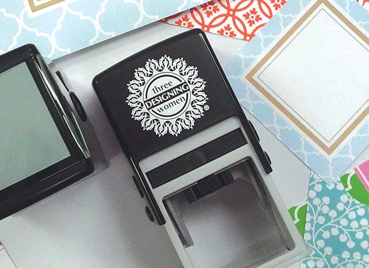 Three Designing Women Stamper and Cards