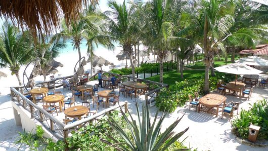 The Restaurant - Ana y Jose Hotel and Spa, Tulum