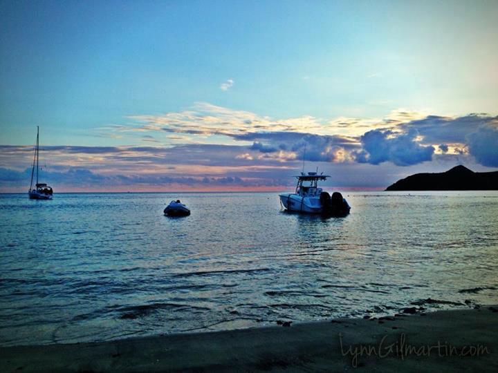 Cockleshell Beach, St Kitts
