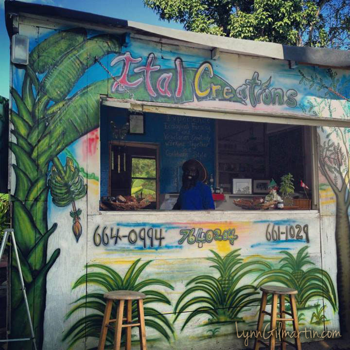 Ital Creations, St Kitts