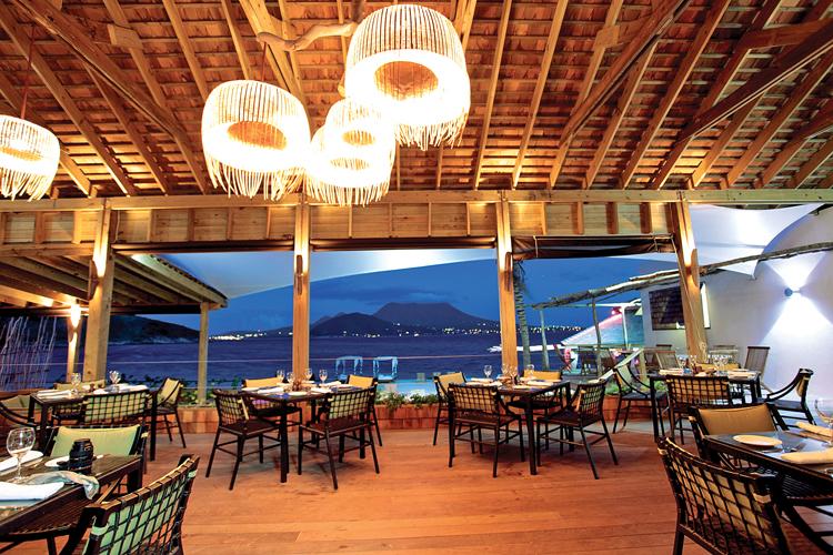 Spice Mill Restaurant, Cockleshell Beach, St Kitts