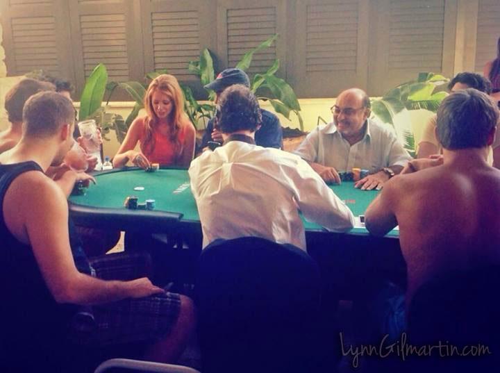 WPT Alpha8 St Kitts Charity Poker Tournament