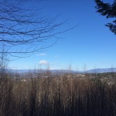 Looking toward Red Hill and the Ossipee Mountains from Waukewan Highlands