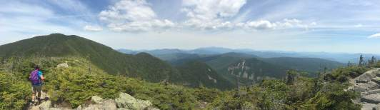 Beautiful views of the White Mountains and Presidential Range from Signal Ridge!