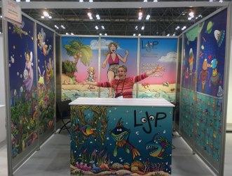 Surtex Booth 2017