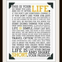 Quote - Holstee Manifesto