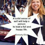 Quote - Solid Sense of Self by Kimberly Elise