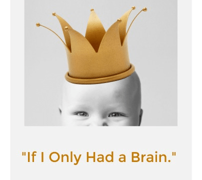 Song - If I Only Had a Brain from Wizard of Oz