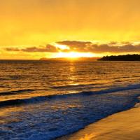 Sunset Malibu