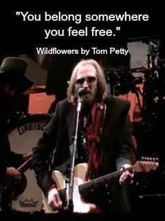 Quote - Wildflowers by Tom Petty