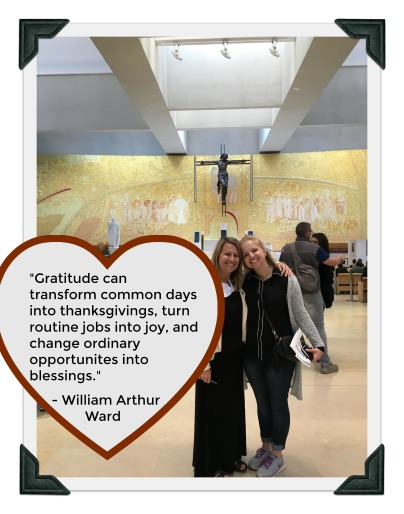 Quote - Gratitude by William Arthur Ward