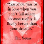 Quotes - Love by Dr. Seuss