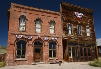 Post Office and Independent Order of Odd Fellows Lodge