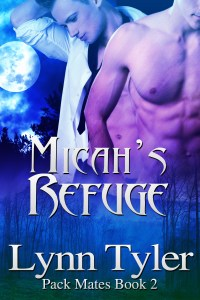 Micah's Refuge: Pack Mates Book 2