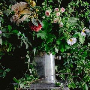 flowers by Sidra Florman, photo by Kate Headley