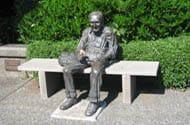 Walter Draycott Statue, Lynn Valley