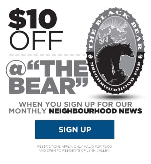 Black Bear Gift Card