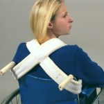 Orthopads wheelchair straps