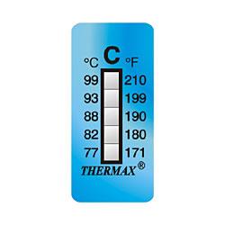 cinta para medir temperatura Thermax