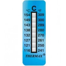 Cinta irreversible para medir temperatura THERMAX