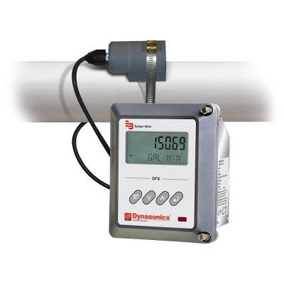 Doppler Ultrasonic Flow Meter Doopler