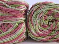 Cotton Worsted Yarn