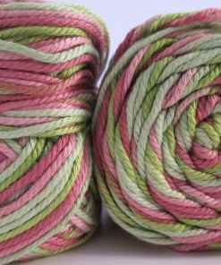 Cotton Worsted Yarn
