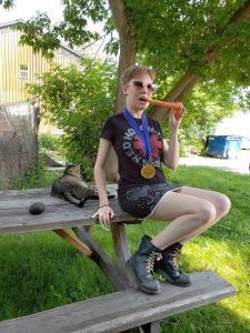 lynsey g gold medal carrot