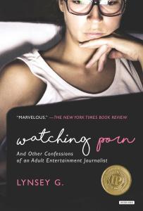 watching p0rn memoir lynsey g paperback