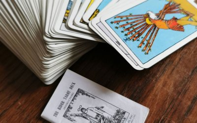 How I Learnt to Read the Tarot