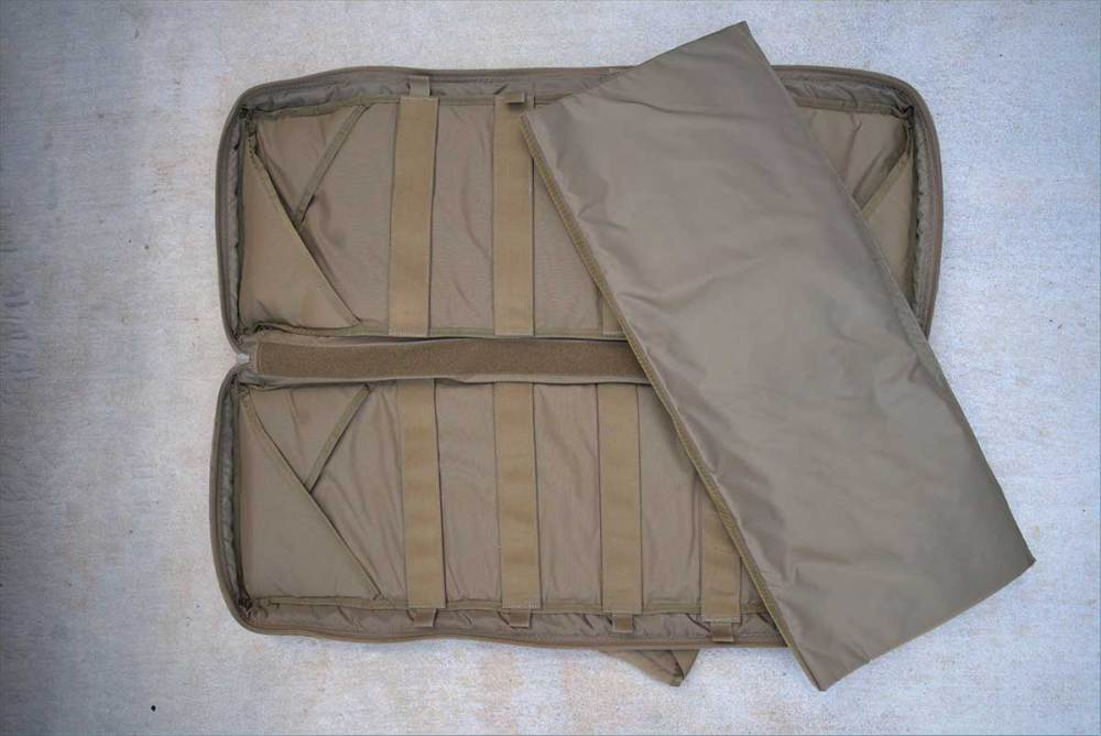 "36"" Rifle Case Mat Removed"