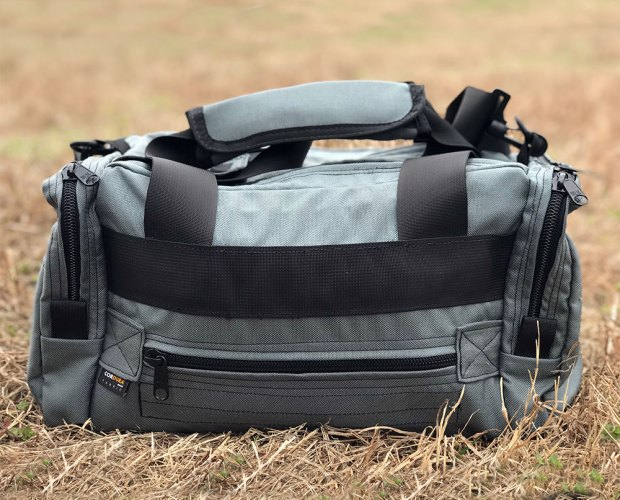 Gray Range Bag