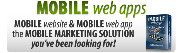 Web Apps & Mobile Websites Made Simple