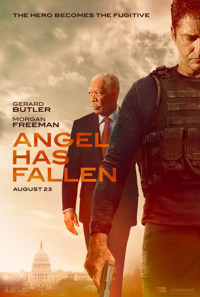 Angel Has Fallen is Hoping to Rise Above This Weekend