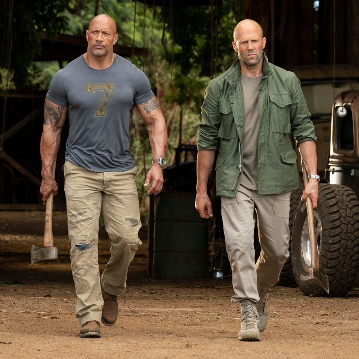 Hobbs & Shaw Get a Good Kick-off with Thursday Opening: Official Preview Trailer