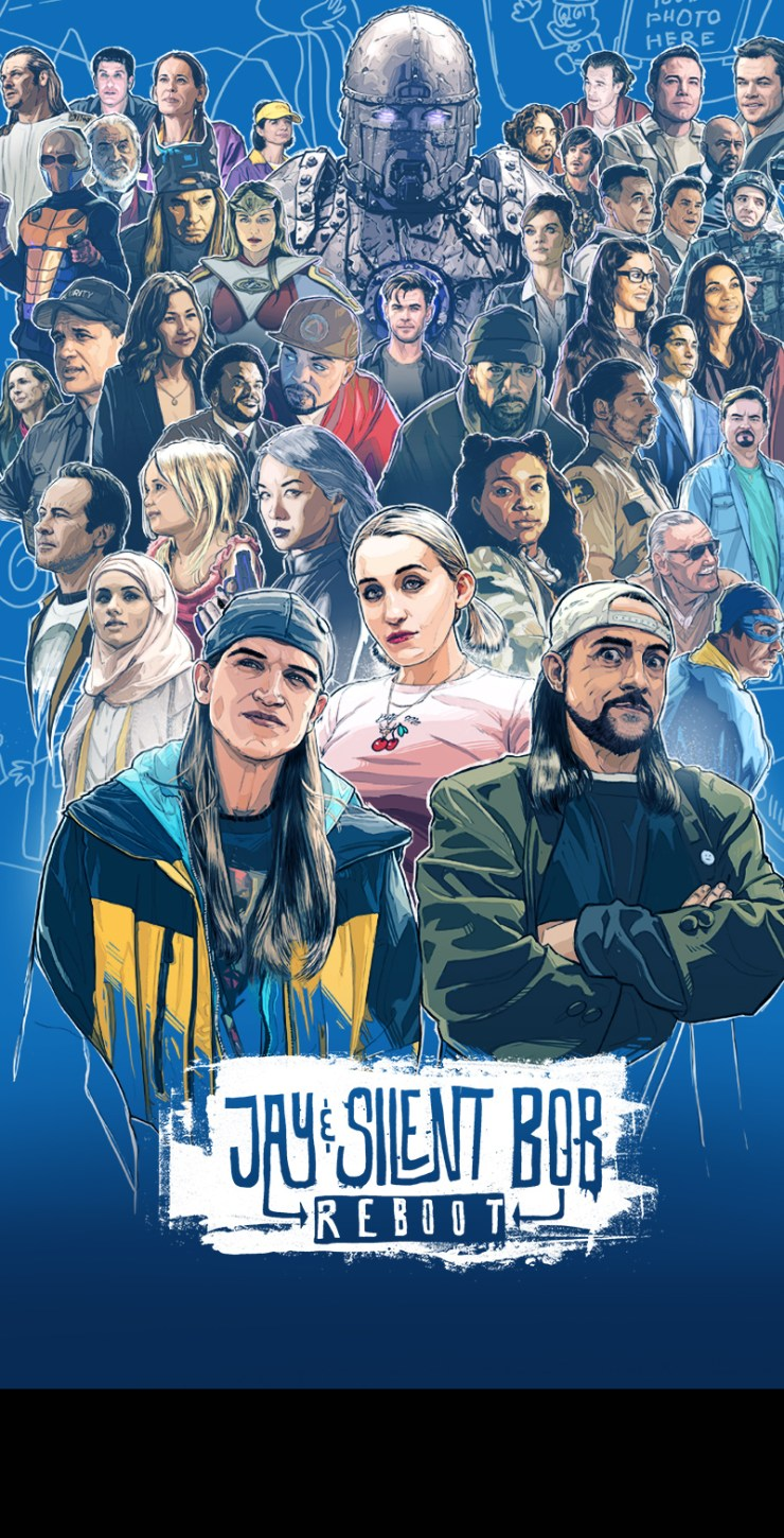 'Jay and Silent Bob Reboot': Kevin Smith Strikes again with Self-referential Comeback Clone
