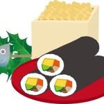 恵方巻き 子供が喜ぶ具材は?食べやすいサイズに切るのはダメ?
