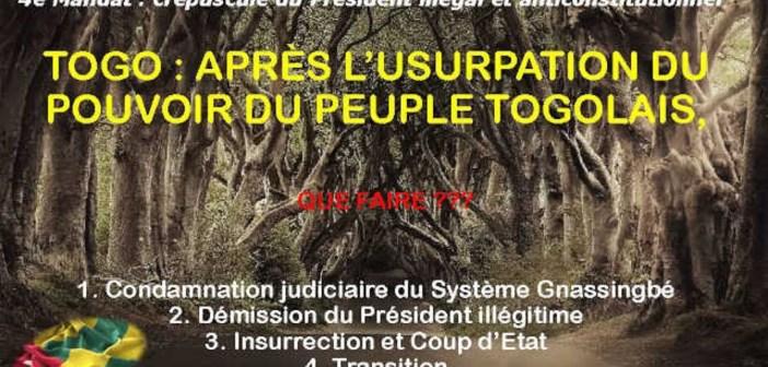 Les omissions de Faure Gnassingbé à l'ONU : Rien sur la dynamique de la peur de la gouvernance du peuple togolais !