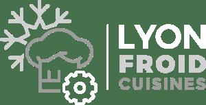 LYON FROID CUISINES | Logo gris