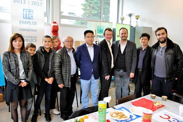 Chine et Communauté asiatique de la région Auvergne Rhône-Alpes à l'honneur ce dimanche 8 octobre au Lyon Olympique Échecs avec l'ACLYR !