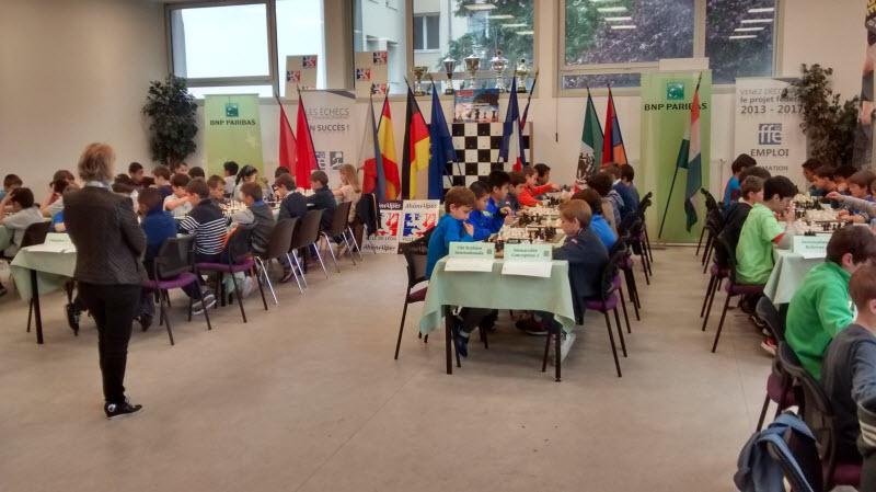 Championnat de Lyon des écoles les mercredis 16 et 30 mai 2018 !